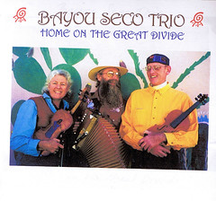 Bayou Seco Trio | Home On The Great Divide | Zerx 036