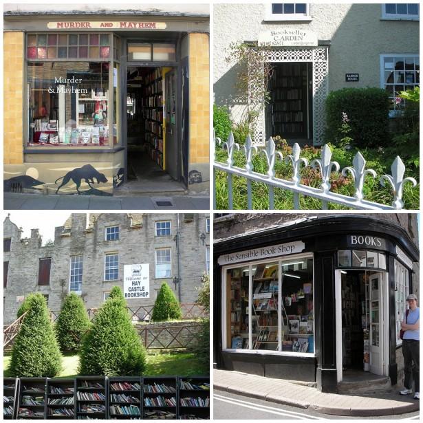 Hay-on-Wye Bookshops
