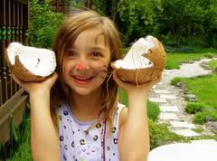 Discovering Coconuts -  (c) Sienna Wildfield