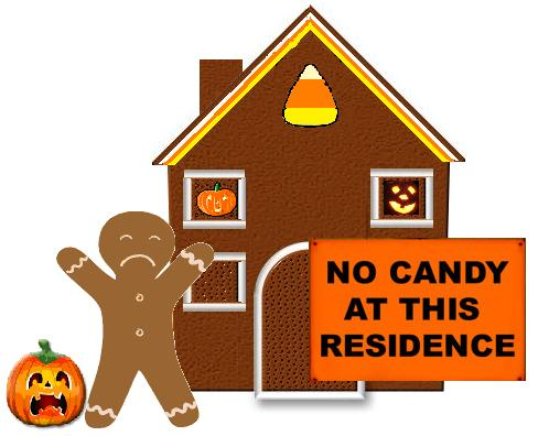 Boo! No Trick or Treat for Sex Offenders