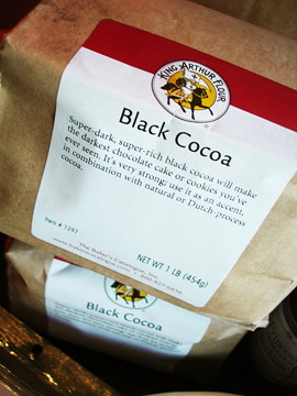 Blackest of the Black Cocoa, what started it all