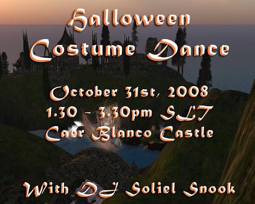 Halloween Dance in Caer Blanco (early)