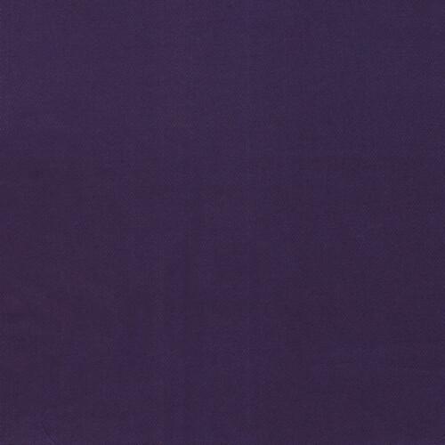purple silk twill