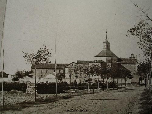 Puerta de aguadores en 1860