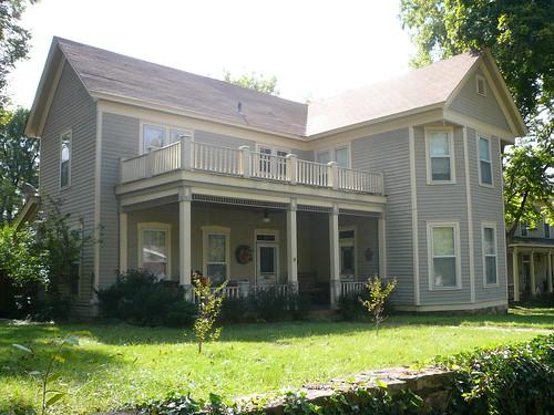 Moore-McCaleb House - 1872
