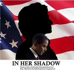 Is Obama administration just a Clinton shadow government until Hillary takes over in 2012 or 2016?