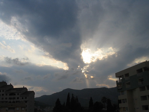 Nubes apocalipticas