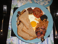 Full Irish Breakfast