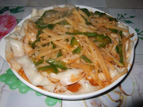 Chinese Arabic food