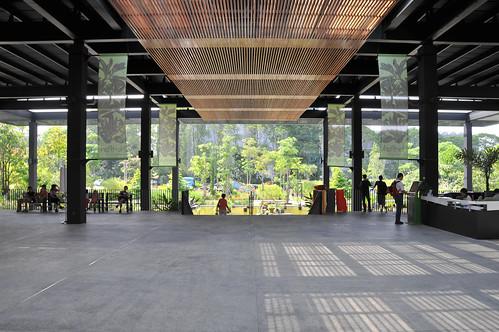 HortPark to Telok Blangah Hill Park via Alexandra Arch