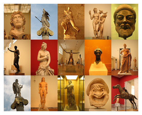 National archaeological museum - Athens by you.