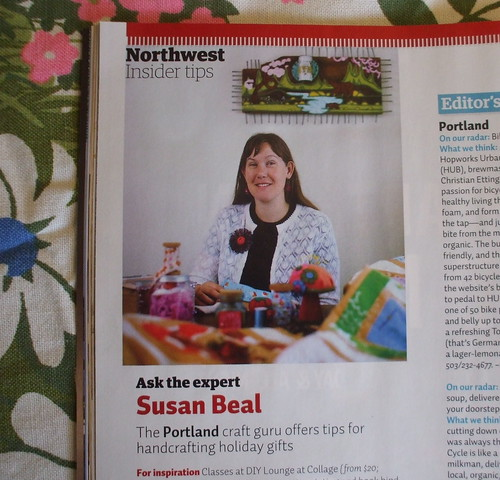 I'm in Sunset this month!