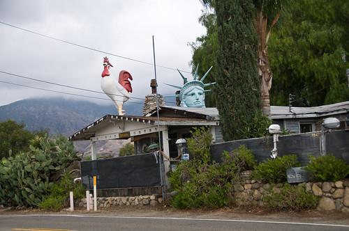 Mentone, California