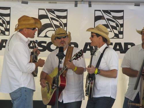 DjBGB on Elks Park stage