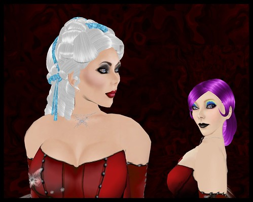 Hair Fair - Curl Up And Dye ~ Curio