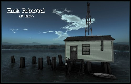 AM Radios Husk Rebooted at NMC Arts Lab