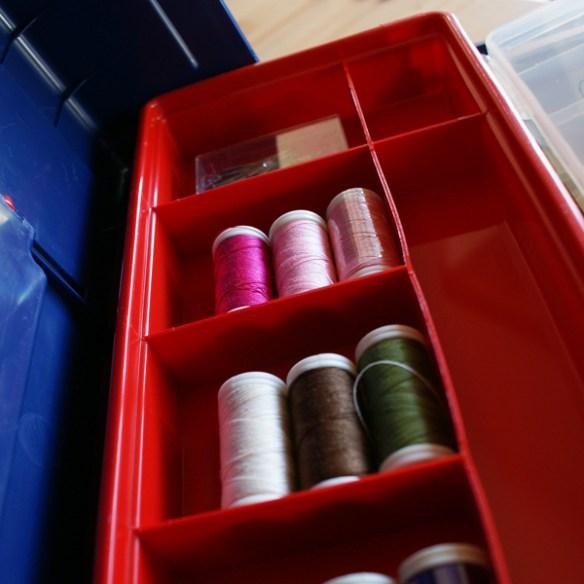#86 - Sewing box