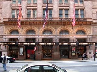 Andrew Carnegie Music Hall