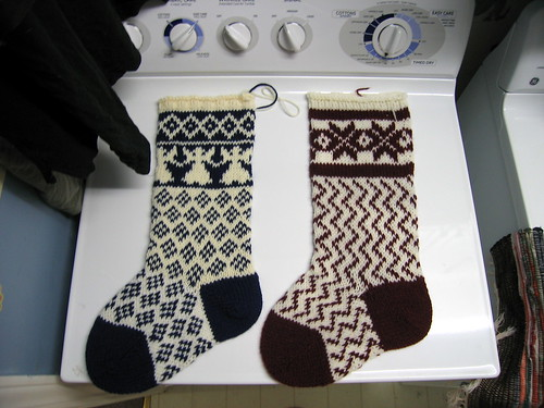 two more stockings!