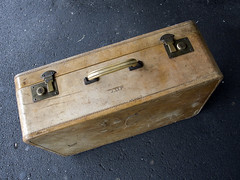 """`""""J.D.P."""": Heading Home with the Suitcase', Om..."""