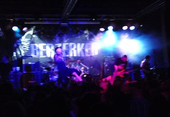 The Berzerker @ Damnation