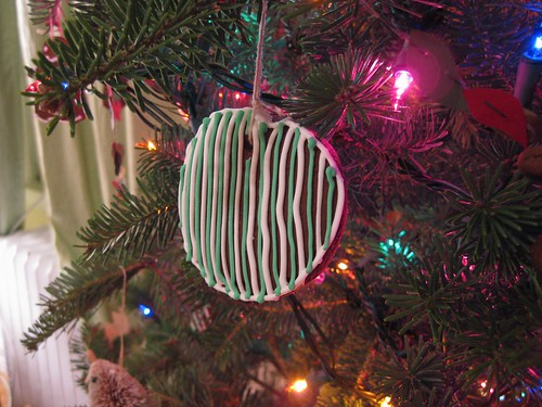 Ornament on Tree 4