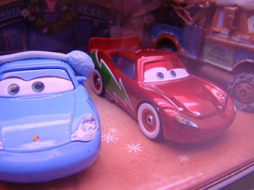 Disney CARS Storytellers Christmas boxset