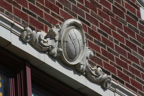 Ornamental lintel