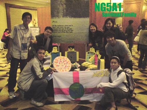 NG5A1 Care group
