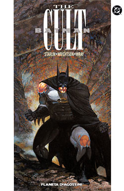 batman the cult por ti.