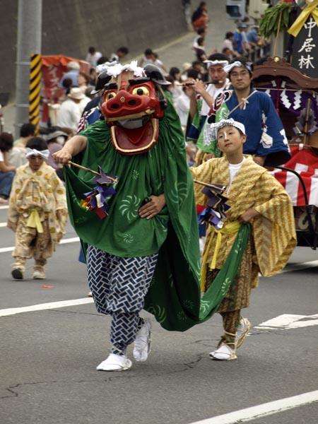 2008年 八戸三社大祭 お通り 24