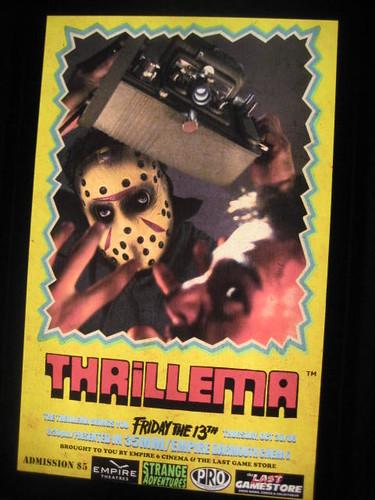 Thrillema Poster