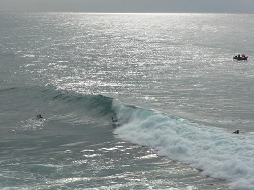 Surfers in Rincón