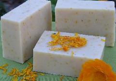 Calendula Blossom Soap