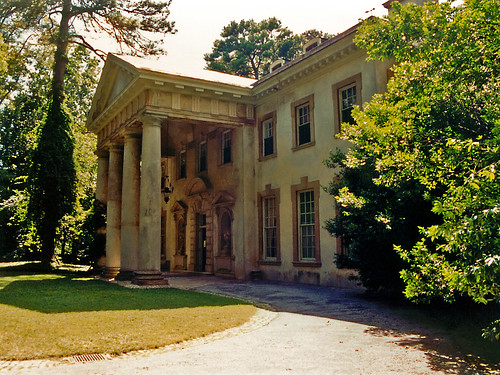 Front Entrance and Portico, Swan House, Atlanta by StevenM_61.