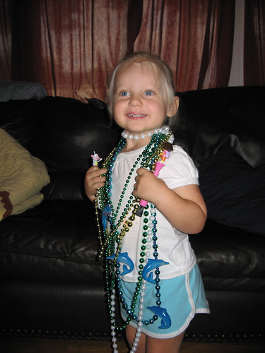 Mardi Gras Beads by you.