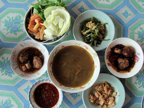 Burmese cuisine.