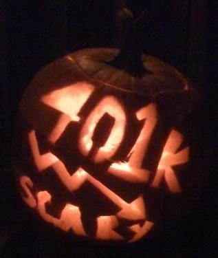 401k Pumpkin by krodinjw.