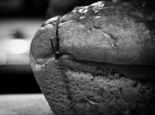 Homemade bread - Manual Labor 11/2008