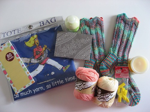 Sockapalooza 4 Package