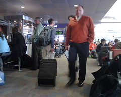 Crowded Terminal in Tucson