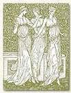 William Morris. Ilustración.