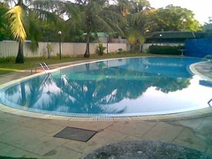 SP Inn swimming pool