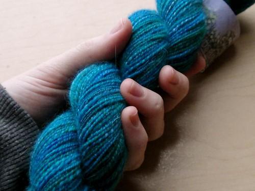 Bunny Patch Yarn