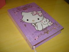 Agenda Charmmy Kitty 2009
