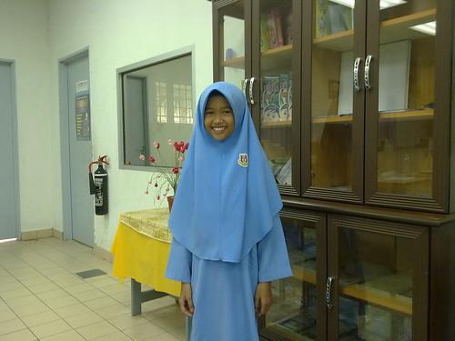 Amira Izzati Mohd Fadil Johan Bercerita from SKPZ
