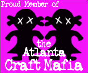 I'm a Proud Member of the Atlanta Craft Mafia!
