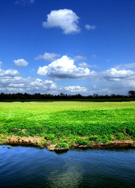 Deliverance and Restoration, My Shepherd , Avon meadows