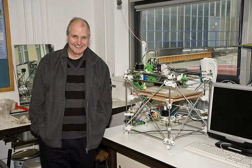RepRap and Bowyer
