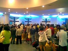 Penang airport check-in